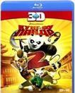 BLU-RAY 3D MOVIE Blu-Ray KUNG FU PANDA 2